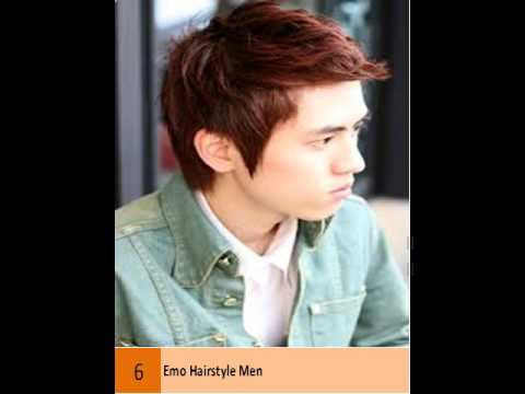 Hot Emo Hairstyles For Boys and Guys