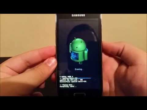 MetroPCS Samsung Galaxy Avant Hard Reset