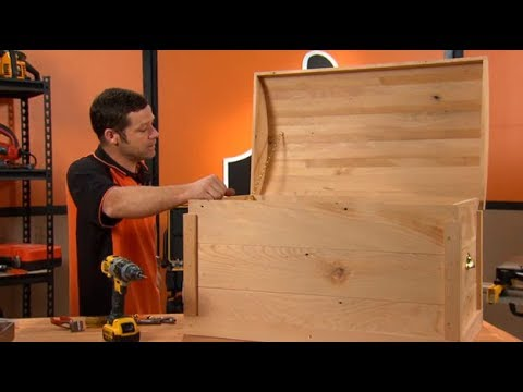 How to Build a Treasure Chest   Mitre 10 Easy As