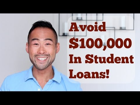 I'll Save You $100,000 In Student Loans! (Should You Take Out A Student Loan Or Not?)