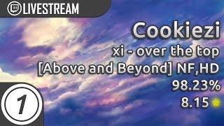 ReplayEdit | Cookiezi | 10 54* FC | S S H  Intersect