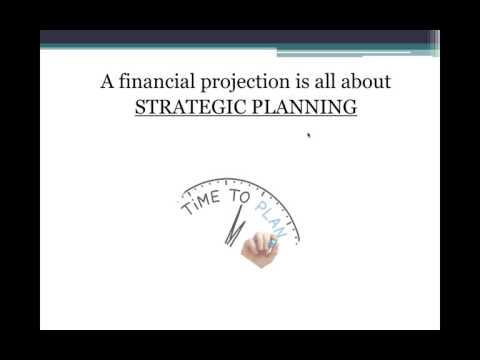 How to prepare an accurate Financial Projection
