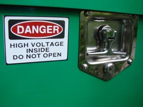 The Building Of Our Custom Generator Enclosure