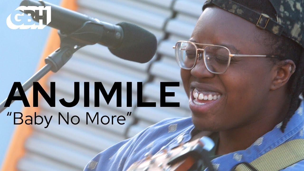 Anjimile – Baby No More (Live)