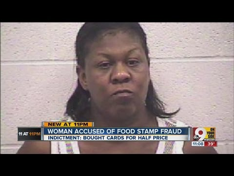 Shop owner's wife accused of food stamp fraud