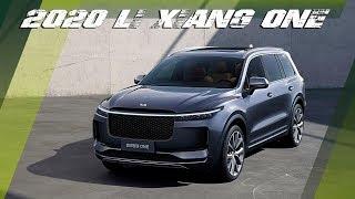 2020 Li Xiang One Six-Seater Hybrid SUV