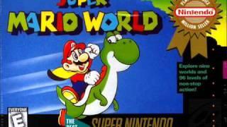 Super Mario World - Castle theme (8-bit remix)