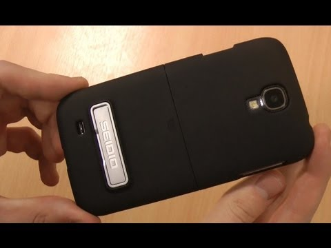 Seidio Surface Samsung Galaxy S4 Case Review