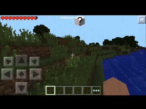 What Am I Looking At (WAILA) Mod for Minecraft Pocket Edition