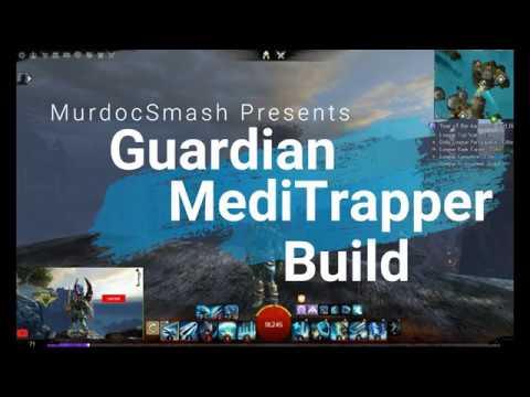 Guild Wars 2 MediTrapper PvP Overview