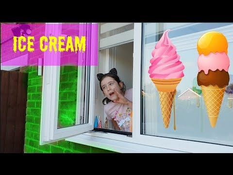 Ice Cream Truck Pretend Play  at McDonald's