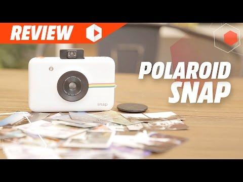 Análisis Polaroid Snap. Review en español