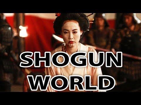 How Westworld Built Shogun World