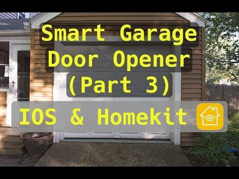 Wifi Controller Garage Door Opener Part 3 - Summer Project