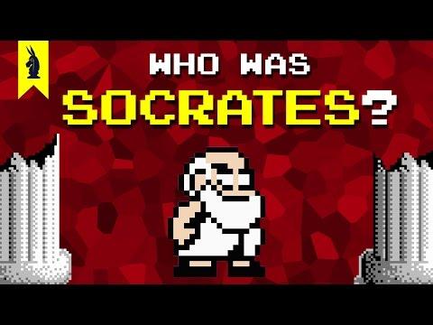 Who Was Socrates? – 8-Bit Philosophy