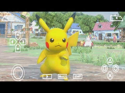 [30MB] Download best graphics pokemon game in android  with gameplay proof 