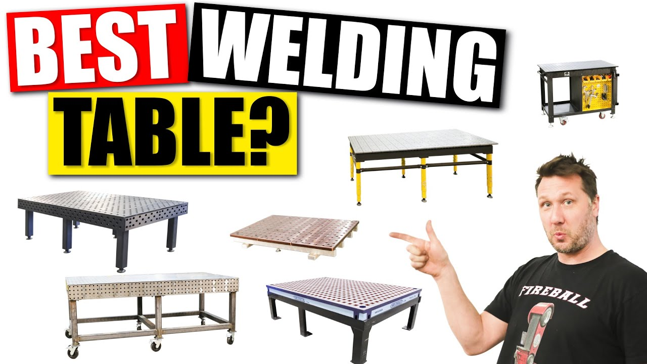 ULTIMATE WELDING TABLE REVIEW.