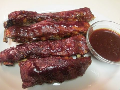 I Heart Recipes - Spare Ribs and Homemade Barbecue Sauce : How to make Barbecue Sauce