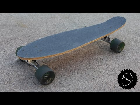 How to Build a Cruiser Board | With Free Templates!