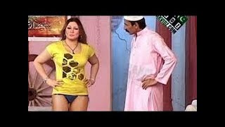 best of iftikhar thakur and sajan abbas full comedy funny clip