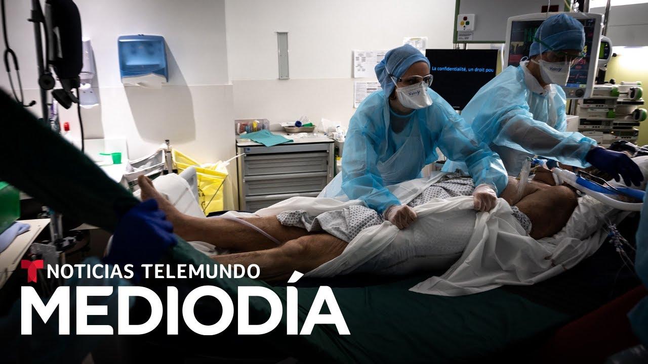 Noticias Telemundo Mediodía, 7 de abril de 2021 | Noticias Telemundo