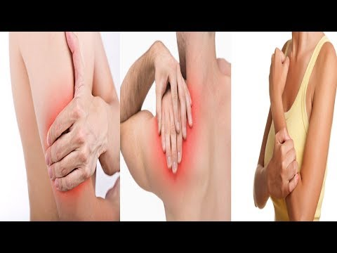 Arm Pain Treatment - How to Relief Elbow Pain - 4 Natural Remedies for Shoulder Pain Relief