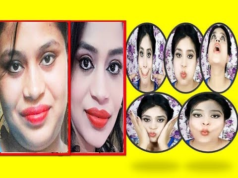 Lose Face Fat and Tighten Loose Skin Fast by 5 Face Exercise