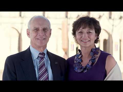 Ron and Wanda Crockett, 2017 Gates Volunteer Service Award recipients