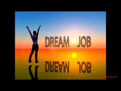 Attract the perfect job   Law of Attraction