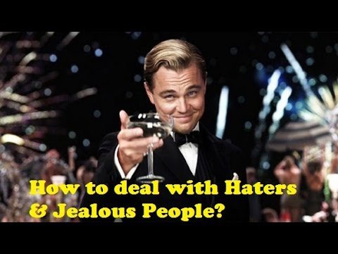 How to handle Haters