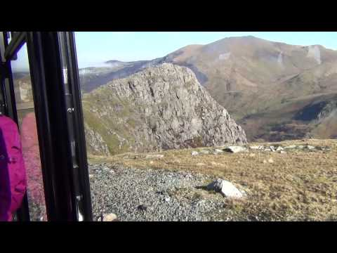 Snowdonia Mountain Railways   5th Apr 2015
