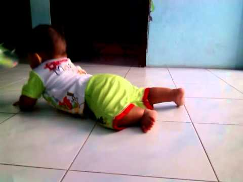 How To Teach Baby To Walk Alone - part 4