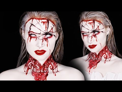 Bloody Mary Makeup Tutorial | Halloween 2016