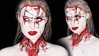 Bloody Mary Makeup Tutorial | Halloween 2016
