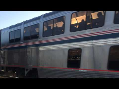 Amtrak Veterans Unit Leads Amtrak Southwest Chief with Extra Sleeper 2/2616