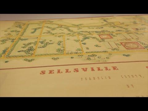 Columbus Neighborhoods: Web Exclusive - Sellsville Map