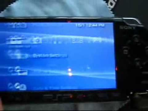 easiest way to update your PSP to cfw 5.00 using network update