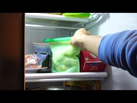 MarketGoods Reusable Silicone Food Storage Bags Review