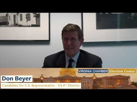 Don Beyer - Energy Infrastructure