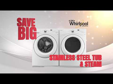 2017 Year End Savings Event held over-  Whirlpool
