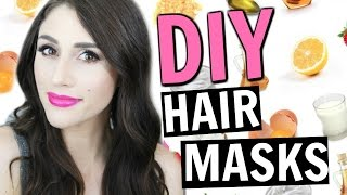 4 DIY Hair Masks You NEED To Try -  [ But First, Coffee ]