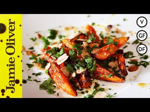 Honey Roasted Carrots | Hugh Fearnley-Whittingstall