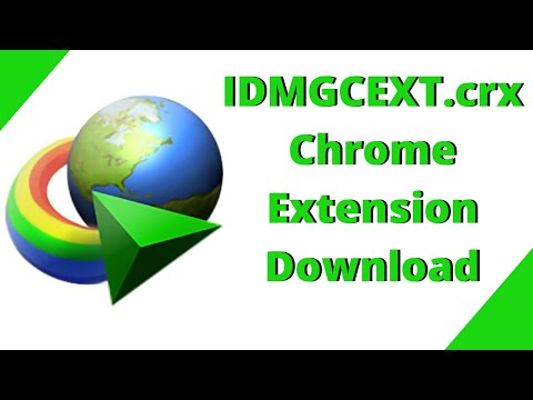 How To Download IDMGCExt.Crx IDM Chrome Browser Integerating Extension
