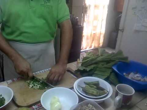 Chicken n Breadfruit Oildown