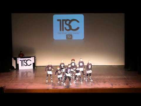TRANSCENDANCE SCHOOL CHALLENGE 2016 BRATS KILLERS CREW HORS COMPETITION CATEGORIE 1 HIP HOP