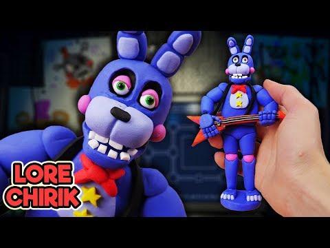 MAKING ROCKSTAR BONNIE ★ FNAF 6 (Freddy Fazbear's Pizzeria Simulator)