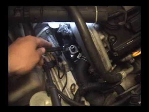 1995-2008 Nissan Maxima: AC/Alternator belt replacement