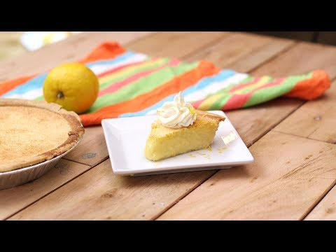 Sunshine Lemon Pie