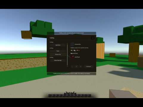 Pixgen Update #6 (Main menu, Fps/Less lag Improvements, Block Outlines)