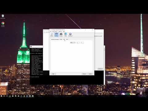 How to Configure Apple Router with Windows